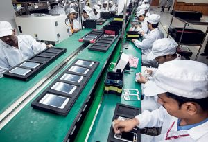 Hon Hai, Foxconn, mobile manufacturing, India