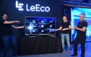 Photo – Caption - Atul Jain, COO, Smart Electronics Business, LeEco Indi...