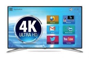 Mitashi, LED tv, 4K, new launch, India