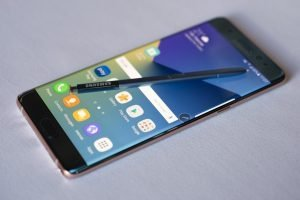 Samsung, Note 7, India