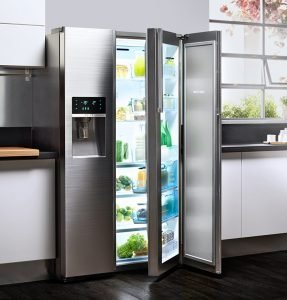 Samsung S Market Share Of Refrigerators Exceeds 30 Per Cent