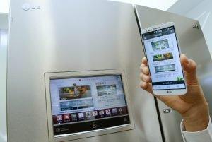 LG, smart appliances, telcos, partner, India