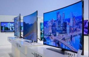 Samsung, smart TV, market share, india