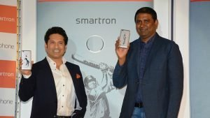 Smartron, smartphones, new launch, Sachin Tendulkar, India