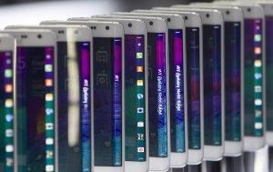 Samsung, smartphone, refrigerator, output, India