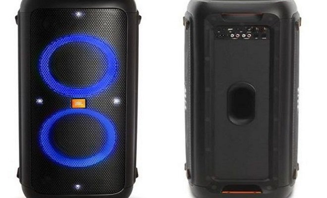 a9d511e43c9 JBL PartyBox 200, PartyBox 300 Compact Audio Systems Launched