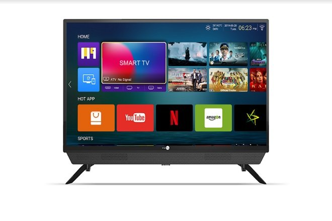 Daiwa Launches 80cm Smart TV with Cricket Mode in India - ACE